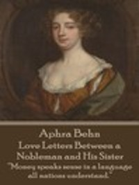 Cover Love Letters Between a Nobleman and His Sister