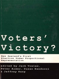 Cover Voters' Victory