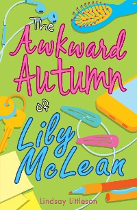 Cover Awkward Autumn of Lily Mclean