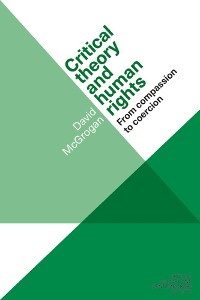 Cover Critical theory and human rights