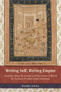 Cover Writing Self, Writing Empire