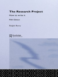 Cover Research Project