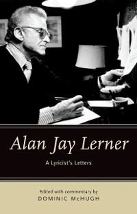 Cover Alan Jay Lerner