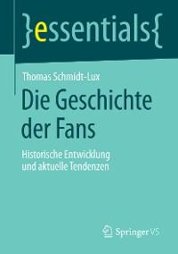 Cover Die Geschichte der Fans