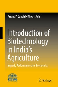 Cover Introduction of Biotechnology in India's Agriculture