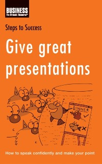 Cover Give Great Presentations