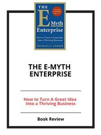 Cover The E-Myth Enterprise