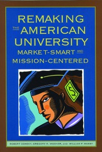 Cover Remaking the American University