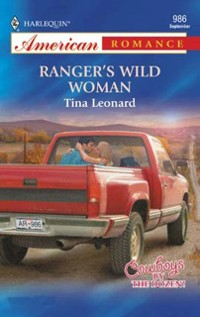 Cover Ranger's Wild Woman (Mills & Boon American Romance)