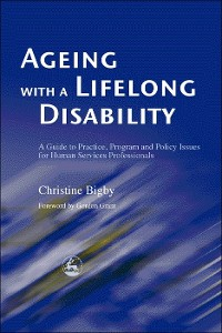 Cover Ageing with a Lifelong Disability