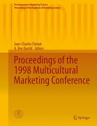 Cover Proceedings of the 1998 Multicultural Marketing Conference