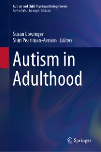 Cover Autism in Adulthood