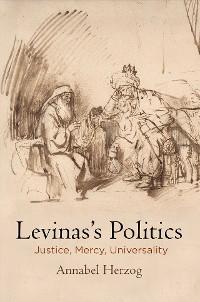 Cover Levinas's Politics