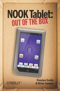 Cover NOOK Tablet: Out of the Box