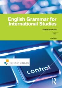 Cover English Grammar for International Studies