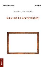 Cover Kunst und ihre Geschichtlichkeit