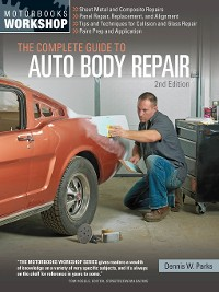 Cover The Complete Guide to Auto Body Repair