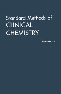 Cover Standard Methods of Clinical Chemistry