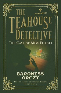 Cover The Case of Miss Elliott