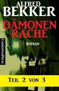 Cover Dämonenrache, Teil 2 von 3