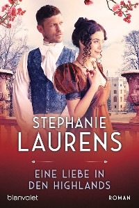 Cover Eine Liebe in den Highlands