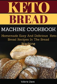 Cover Keto Bread Machine