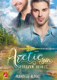 Cover Frozen Hearts: Arctic Sun