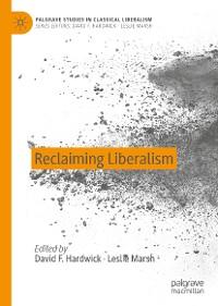 Cover Reclaiming Liberalism