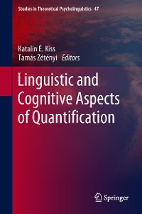 Cover Linguistic and Cognitive Aspects of Quantification