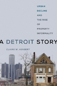 Cover A Detroit Story