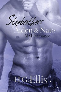 Cover Stepbrothers: Aiden & Nate (MM romance)