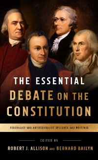 Cover Essential Debate on the Constitution