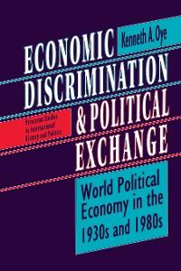 Cover Economic Discrimination and Political Exchange