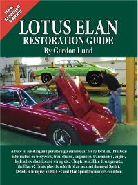 Cover Lotus Elan--A Restoration Guide