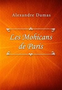 Cover Les Mohicans de Paris