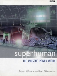 Cover Superhuman