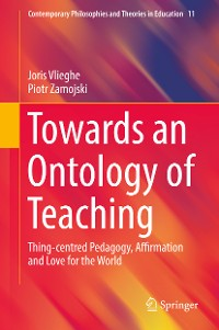 Cover Towards an Ontology of Teaching