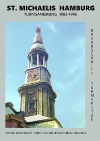 Cover St. Michaelis Hamburg Turmsanierung 1983-1996