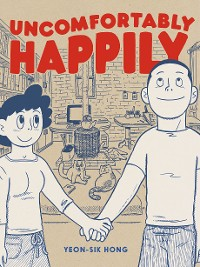 Cover Uncomfortably Happily