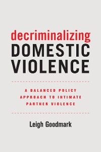 Cover Decriminalizing Domestic Violence