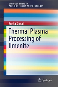 Cover Thermal Plasma Processing of Ilmenite