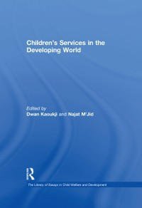 Cover Children's Services in the Developing World