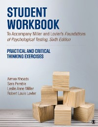 Cover Student Workbook To Accompany Miller and Lovler's Foundations of Psychological Testing