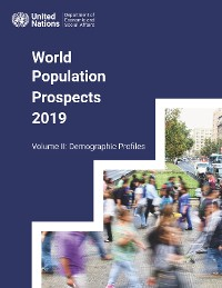 Cover World Population Prospects 2019 - Volume II: Demographic Profiles