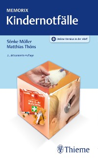 Cover Memorix Kindernotfälle