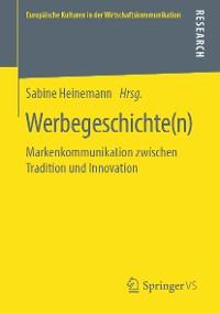 Cover Werbegeschichte(n)