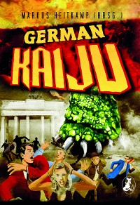 Cover German Kaiju