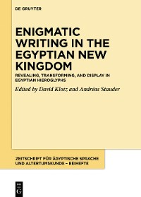 Cover Revealing, transforming, and display in Egyptian hieroglyphs