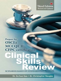 Cover Clinical Skills Review