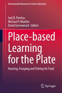 Cover Place-based Learning for the Plate